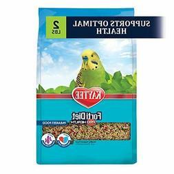 Parakeet Bird Food - Kaytee Forti-Diet Pro Healthy Free Ship