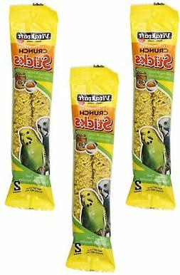 Vitakraft Parakeet Egg Sticks 1.4oz - 6 Total Sticks