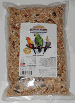 Parrot Food Bird Food Cooked Treat Kaylor Quick & Ready 2 lb