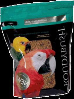Parrot Food Feed Bird Lory Diet Roudybush California Blend