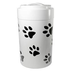 Pawvac 5+ Pound Vacuum Sealed Pet Food Storage Container; Wh