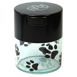 Pawvac 3 Ounce Vacuum Sealed Pet Food Storage Container; Bla