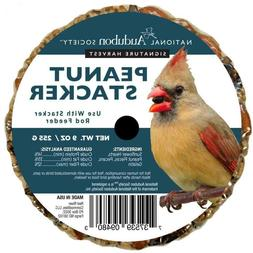 Peanut Stacker 9 Oz Bird & Wildlife Food Bird Seed Cake Attr
