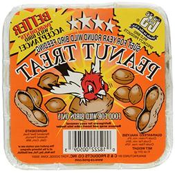 C & S Products Peanut Treat, 12 pack