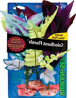 Blue Ribbon Pet Products ABLCBMVP 3-Pack African Fern Cluste