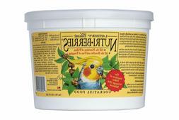 LAFEBER'S Classic Nutri-Berries Cockatiels Pet Bird Food, Ma