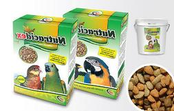 Pet Bird Parrot Diet Food Treat Snack Nutrient Granules Rich