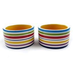 Alfie Pet by Petoga Couture - Seren Ceramic 2-Piece Set Food