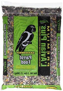 L'Avian Plus Parrot Food 3lb
