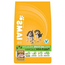 Iams Puppy & Junior Small/Medium Dry Dog Food 1kg