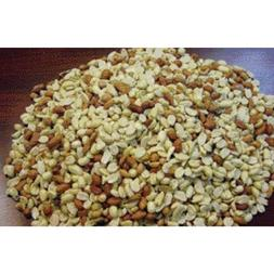 Raw peanuts out of shell with out skins 25 lbs