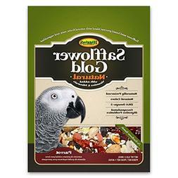 Higgins Safflower Gold Natural Mix Parrot food, Large and Me