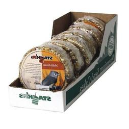 Heath Outdoor Products SC-54 Multi-Grain Stack'Ms Seed Cake,