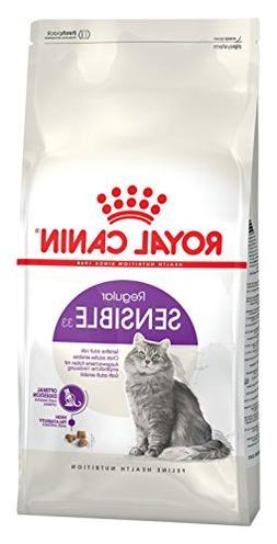 sensible 33 cat food