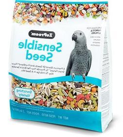 ZuPreem Sensible Seed Enriching Variety Parrots & Conures Bi