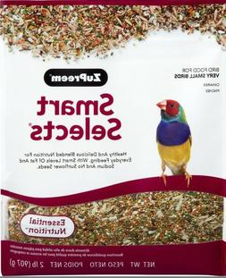 Zupreem Smart Selects For Canary/Finch, 2 Lb
