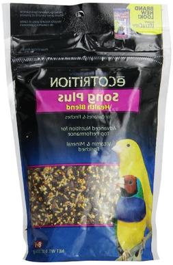 Ecotrition Song Plus Food For Canary/Finch, 8-Ounce