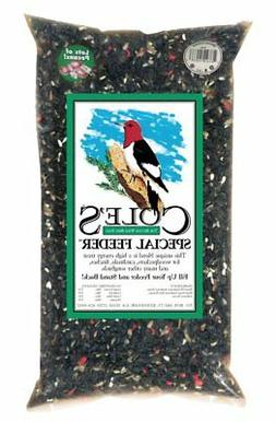 Cole'S Special Feeder Bird Seed Black Oil Sunflower,Pecans,S