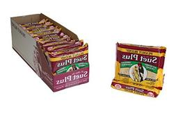 Suet Plus 204 11 Oz Suet Plus Peanut Blend Cake 12 Count