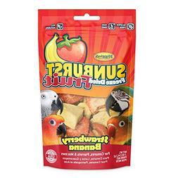Higgins SUNBURST FREEZE DRIED FRUIT STRAWBERRY BANANA 0.5 ou