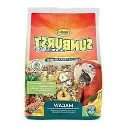 Higgins Sunburst Gourmet Food Mix for Macaws
