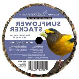 sunflower stacker 7 oz bird and wildlife