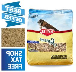 Kaytee Supreme Bird Food for Finches Natural Seeds & Grains