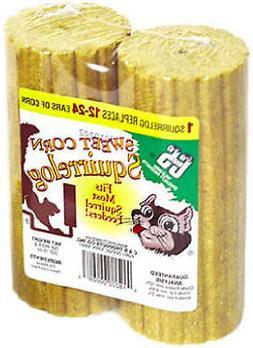 Sweet Corn Squirrel Log - 2 Pack