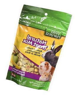 Wild Harvest Natural Treat Mix for Small Animals, 3-Ounce