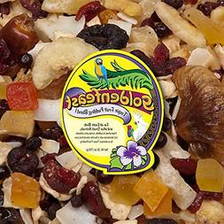 Goldenfeast Tropic Fruit Pudding Blend 25oz Bird Food