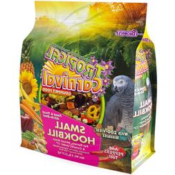 Tropical Carnival F.M. Brown's Gourmet Bird Food for Parrots