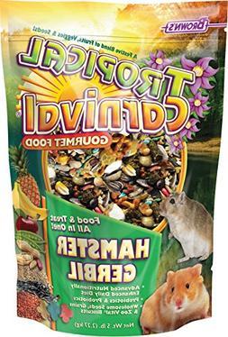 F.M. Brown's Tropical Carnival Gourmet Hamster and Gerbil Fo