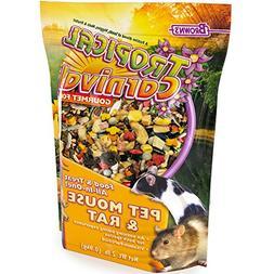 Tropical Carnival F.M. Brown's Gourmet Pet Mouse and Rat Foo