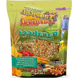 F.M. Brown'S Tropical Carnival Natural Parakeet Food, 2-Lb B
