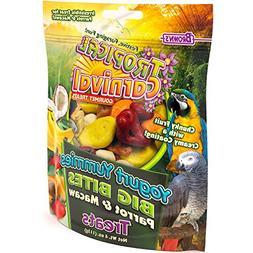 Tropical Carnival F.M. Brown's Yogurt Yummies Big Bites Parr
