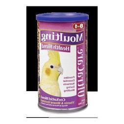 Ultracare Moulting Health Blend Bird Food  Size: 8 oz., Type