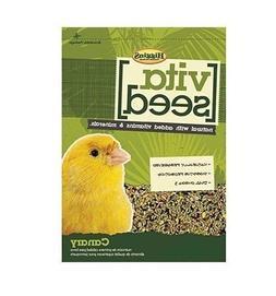 Higgins Vita Seed Natural Canary Bird Food 5 Lb. Bag. Fast D