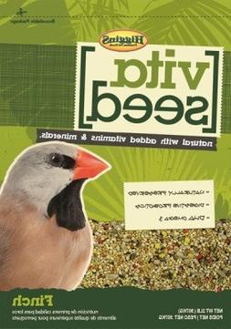 Higgins Vita Seed Finch Bird Food 2 lb. Bag, Fast Free Deliv