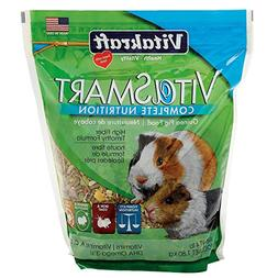 Vitakraft VitaSmart Guinea Pig Food - High Fiber Timothy For