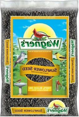 Wagner's 100% Black Oil Sunflower Seed Wild Bird Food, 2-lb