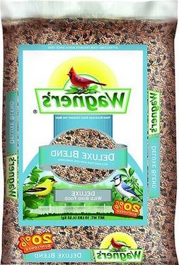 Wagner's Deluxe Blend Wild Bird Food, 10-lb bag