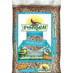 Wagner's 13008 Deluxe Wild Bird Food Sunflower Seeds Made in