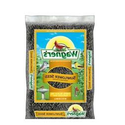 Wagner's 2 lb. Black Oil Sunflower Seed Wild Bird Food Songb