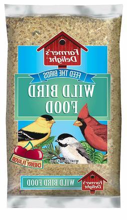 Wagner's 53002 Farmer's Delight Wild Bird Food, With Cherry