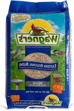 Wagners 62004 Eastern Regional Blend Wild Bird Food, 20-Poun