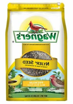 wagner s 62050 nyjer seed bird food