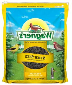 Wagner's 62051 Nyjer Seed Bird Food, 5-Pound Bag, 10 Pound