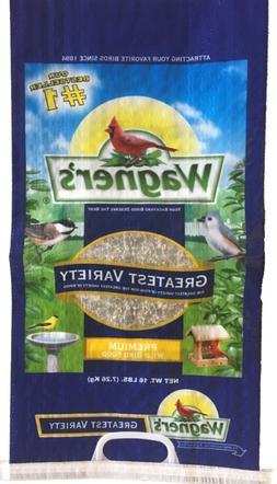 Wagner's 62059 Greatest Variety Blend, 16-Pound Bag