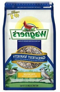 Wagner's 62059 Greatest Variety Blend Wild Bird Food, 16-Pou