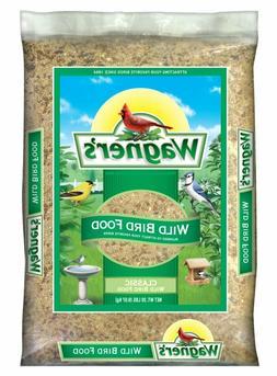 Wagner's Classic Wild Bird Food, 2 Pack x 20-lb Bag
